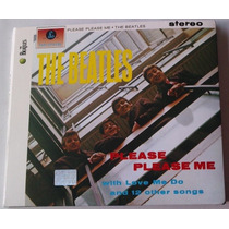 The Beatles Please Please Me Cd Digipack Interactivo 2009