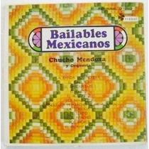 Chucho Mendoza / Bailables Mexicanos 1 Disco Lp Vinilo