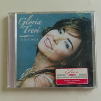 Gloria Trevi La Historia Cd/dvd