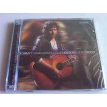 Tommy Torres Unplugged Desde Puerto Rico Cd + Dvd Nuevo Usa
