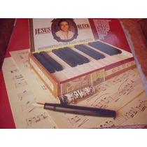 Disco Lp Jesus Gluck Instrumentales Con Piano Y Orquesta