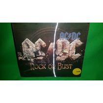 Cd Acdc - Rock Or Bust / Def Leppard Deep Purple Whitesnake