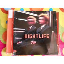 Pet Shop Boys Cd Nightilife.1999