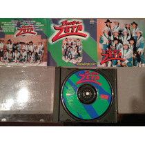 Cd Banda Zeta Presumidas Sa Mcm Año 1995
