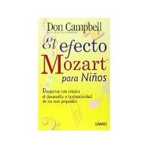 Libro El Efecto Mozart Para Niños
