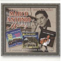 Tesoros De Colección 3 Originales Marco Antonio Muñiz