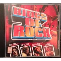 Cd Kings Of Rock-varios Artistas