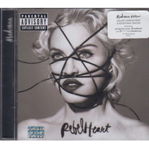 Madonna / Rebel Heart / Disco Cd Con 19 Canciones