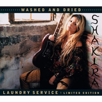 Shakira / Washed And Dried Laundry Service / 2 Discos Cds