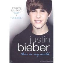 Dvd This Is My World : Justin Bieber