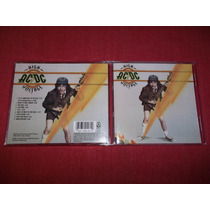 Ac/dc - High Voltage Cd Imp Ed 1990 Mdisk