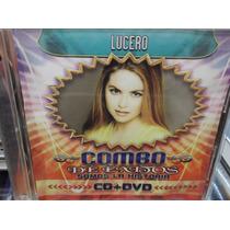 Lucero Combo De Exitos Cd+dvd