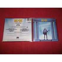 Ac/dc - Who Made Who Cd Imp Ed 1990 Mdisk
