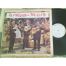 Disco Lp De Acetato Trio Acapulco, El Corazon De Mexico