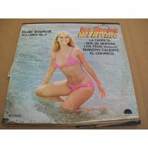 Los Socios Del Ritmo Baile Tropical Vol.2 3 Discos Lp Vinilo