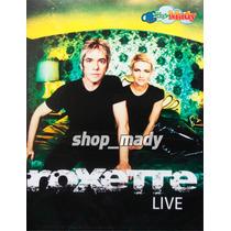 Roxette Live - 15 Exitos Musicales, 1 Dvd, Región 1 Y 4