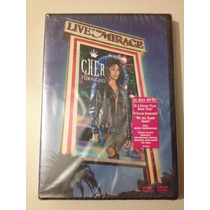 Cher Extravaganza Live At The Miracle Dvd Nuevo Import Usa
