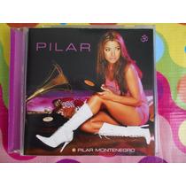 Pilar Montenegro Cd Homonimo, 2004