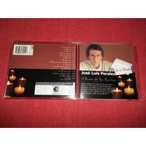 Jose Luis Perales - Serie Romanticos Cd Nac Mdisk