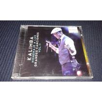 Kalimba Homenaje A Las Grandes Canciones Vol 2 Cd+dvd Nuevo