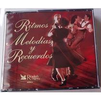 Ritmos Melodias Y Recuerdos 3 Cds Selecciones Readers Digest