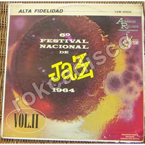 Jazz Mexicano, Trio Luis Ocadiz, Cuarteto Leo Carrillo, Lp
