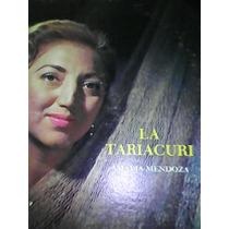 Disco De Acetato La Tariácuri Amalia Mendoza