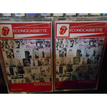 The Rolling Stones. Exile On Main St. 2 Cassettes Nuevos