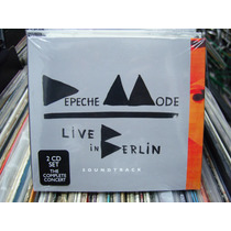 Depeche Mode Live In Berlin 2cds En Vivo