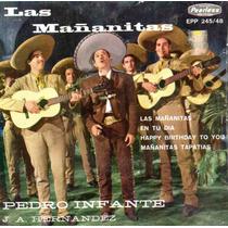 Pedro Infante, Las Mañanitas Y 3 Canciones Más, Ep. Cuidado