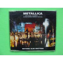 Metallica - Nothing Else Matters - (cd, 1999, Alemania)