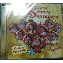 Felices Fiestas Sonora Santanera Y María Fernanda