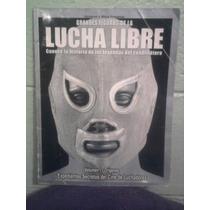 Libro Revista Grandes Figuras De La Lucha Libre Número 1