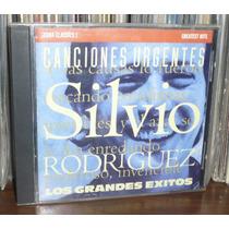 Silvio Rodriguez Cd Canciones Urgentes Los Grandes Exitos