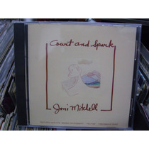 Joni Mitchell Court And Spark Cd Nuevo Import American Folk