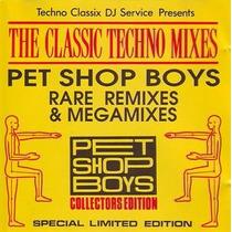 Cd Original Pet Shop Boys The Classic Techno Mixes Remixes