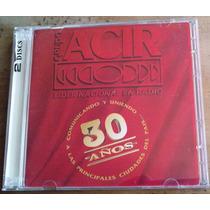 Grupo Acir Promo 30 Aniversario Cd Doble Lipps Inc,opus