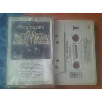 Audio Cassette Polymarchs, Disco De Oro Vol.2