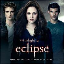 La Saga Crepúsculo: Eclipse Cd Soundtrack Con Bonus Tracks