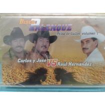 Kct Carlos Y Jose Vs Raul Hernandez Palenque Nuevo Y Sellado