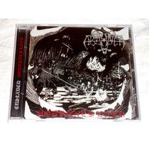 Enslaved Hordanes Land Cd Progressive Black Viking Metal