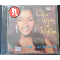 Cd Celia Cruz Cubas Queen Of Rhythim Con La Matancera Nuevo