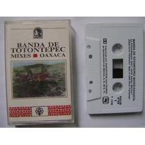 Banda De Totontepec Mixes Oaxaca 1 Cassette