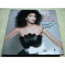 Disco Lp Sonia Rivas - Blanco Y Negro -
