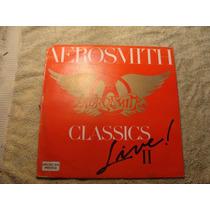 Acetato Aeroesmith, Classics Live Ii.