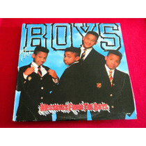The Boys,messages, Will Smith / Lp Usa 1988