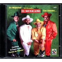 Mi Banda El Mexicano Cd Fuera De Serie 1993 Muy Escaso