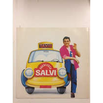 Vinilo Maxi12 Francesco Salvi - Taxi High Energy Italo Disco