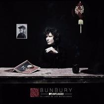 Mtv Unplugged El Libro De Las Mutaciones / Bunbury / Cd +dvd