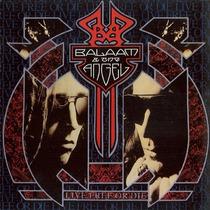 Cd Original Balaam & The Angel Live Free Or Die I Feel Love